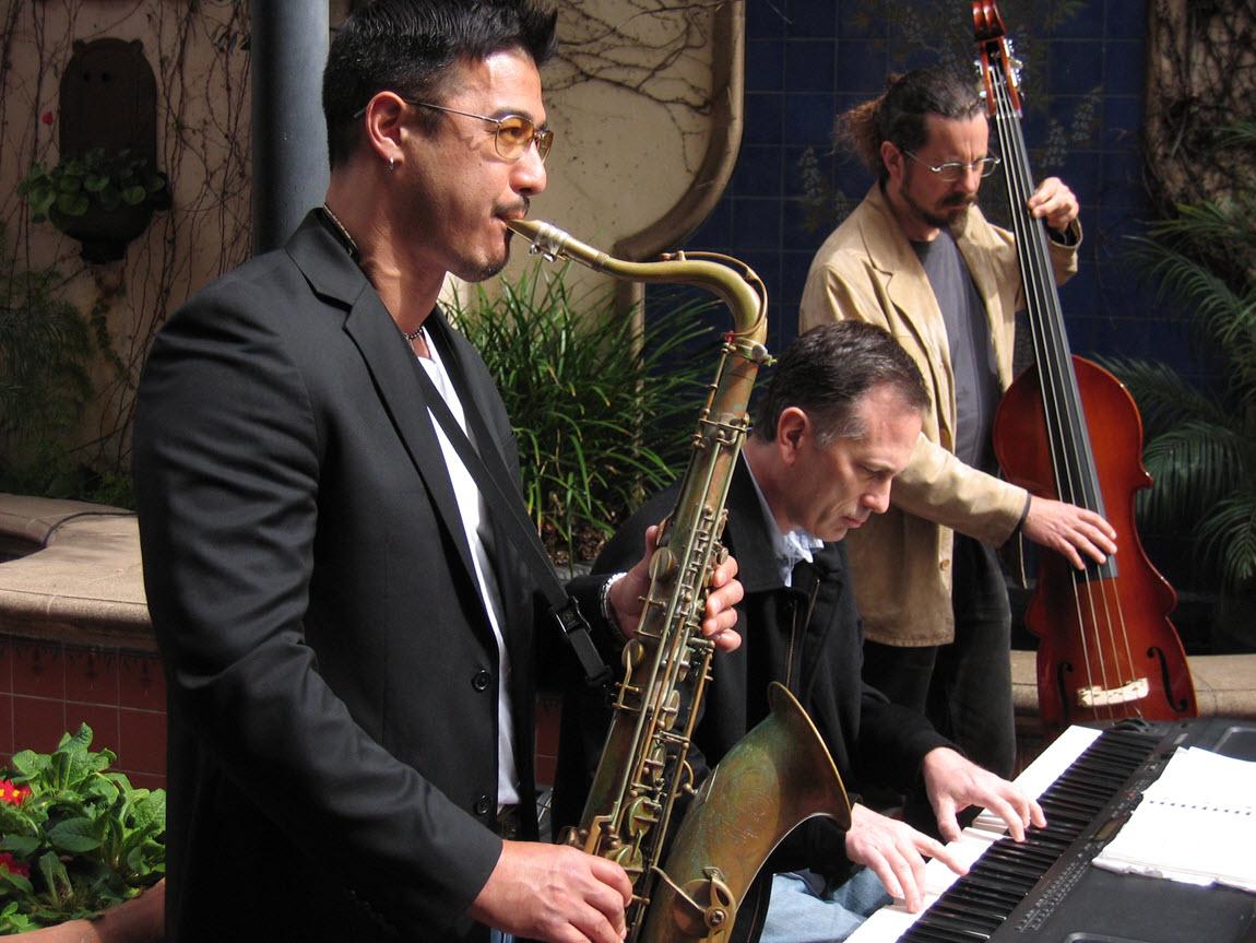 Santa Barbara Saxophone