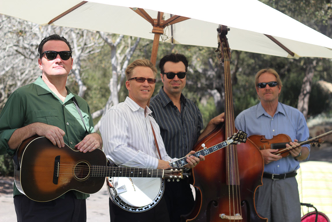 Santa Barbara Bluegrass Band