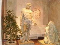 spiritual statues