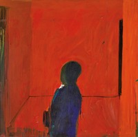 Man In the Room 1 American Abstract Painter James Jarvaise