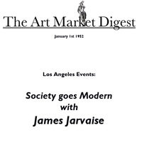 1952-01 Los Angeles Events: Society Goes 'Modern'