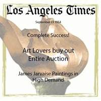 Art Lovers Buy Out Products at Auction