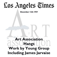 Art Association Hangs Work by Young Group