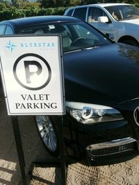 Gainey Vineyard Valet Parking Santa Ynez