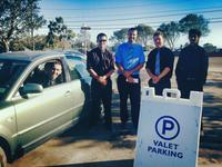 A BIG thanks to BlueStar Valet Managers