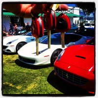 Santa Barbara Polo and Racquet Club VIP Valet
