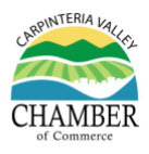 Media Release: Carpinteria Valley Chamber Announces New Board Members