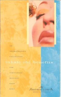 Aromafloria Corporate Brochure - front cover