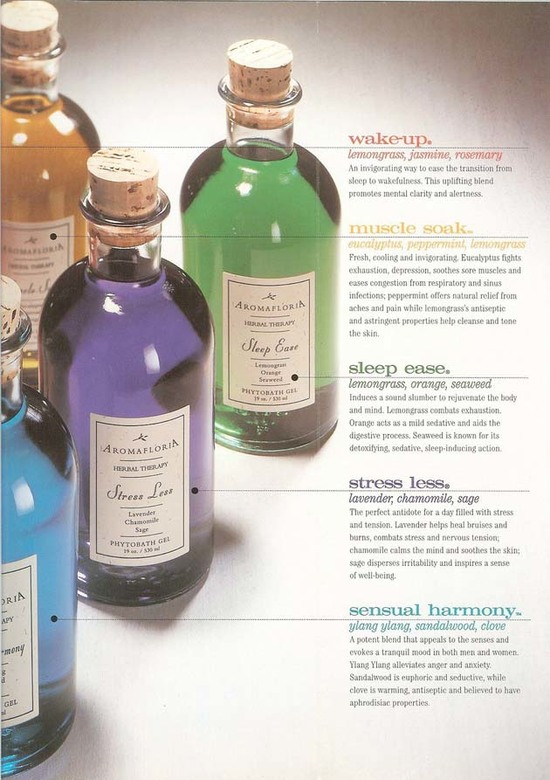 Aromafloria Corporate Brochure - page 2B