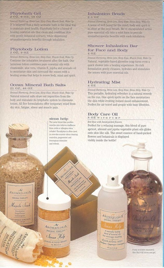 Aromafloria Corporate Brochure - page 4