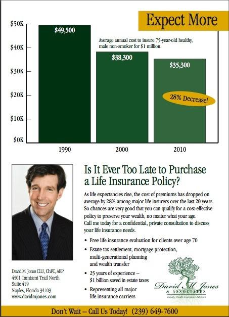 David M. Jones Insurance Services Ad Campaign2