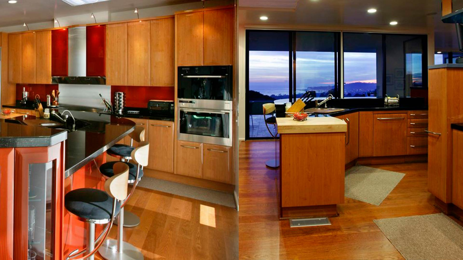 Modern Kitchen Linda Adams Interior Design