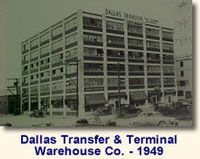 Dallas Transfer & Terminal Warehouse Co.
