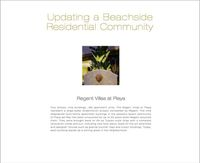 Regent Properties Brochure - Regent Villas