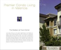 Regent Properties Brochure - Madison