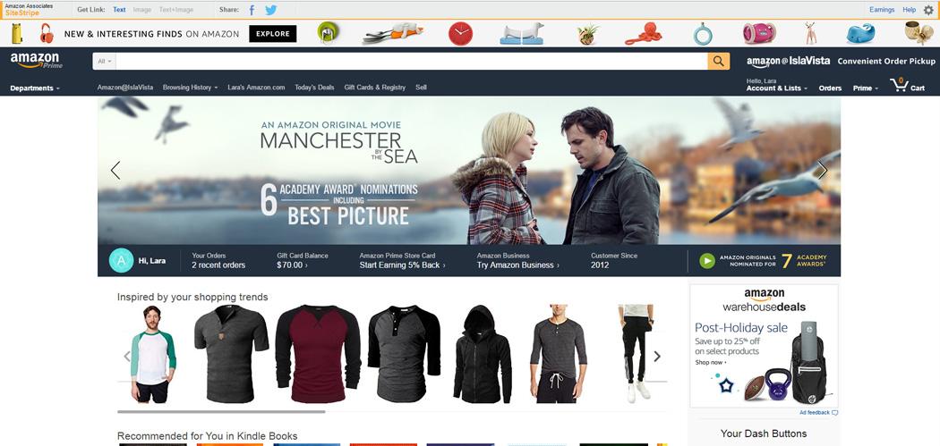 Benefits Amazon Store Consultant