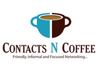 Contacts N Coffee Tagline