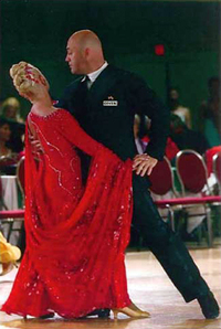 Santa Barbara Dance Instructor - Nigel Clarke