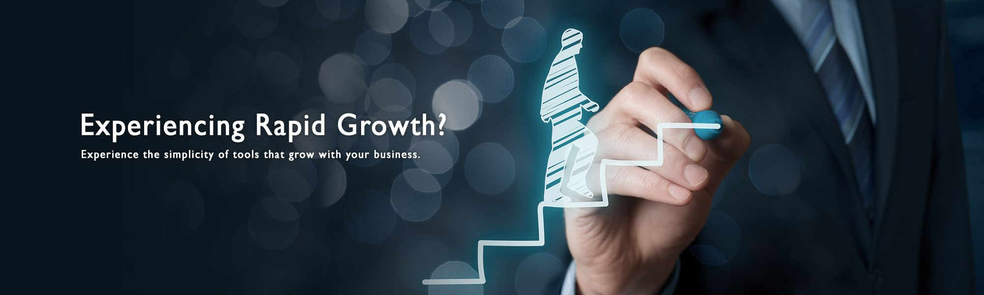 Experiencing Rapid Growth?