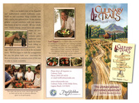 Graphic Design for Culinary Trails, Paso Robles