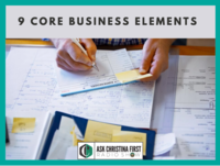 9 Core Business Elements