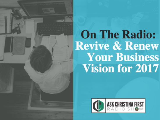 Revive and Renew Your Business Vision