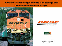 Burlington Northern Sante Fe (BNSF)