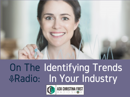 Identifying Trends In Your Industry