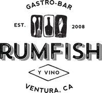 Rumfish y Vino Ventura GastroBar Logo