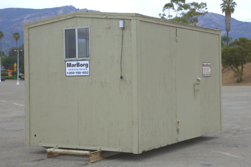 12 Foot Site Office