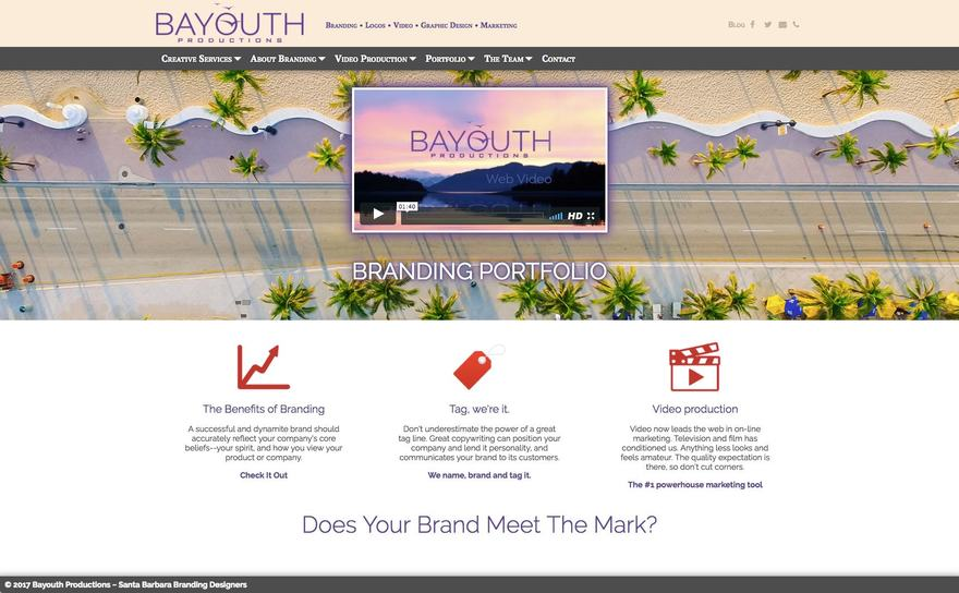 Branding by Michael Bayouth