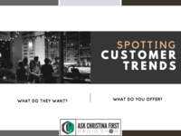 Spotting Customer Trends