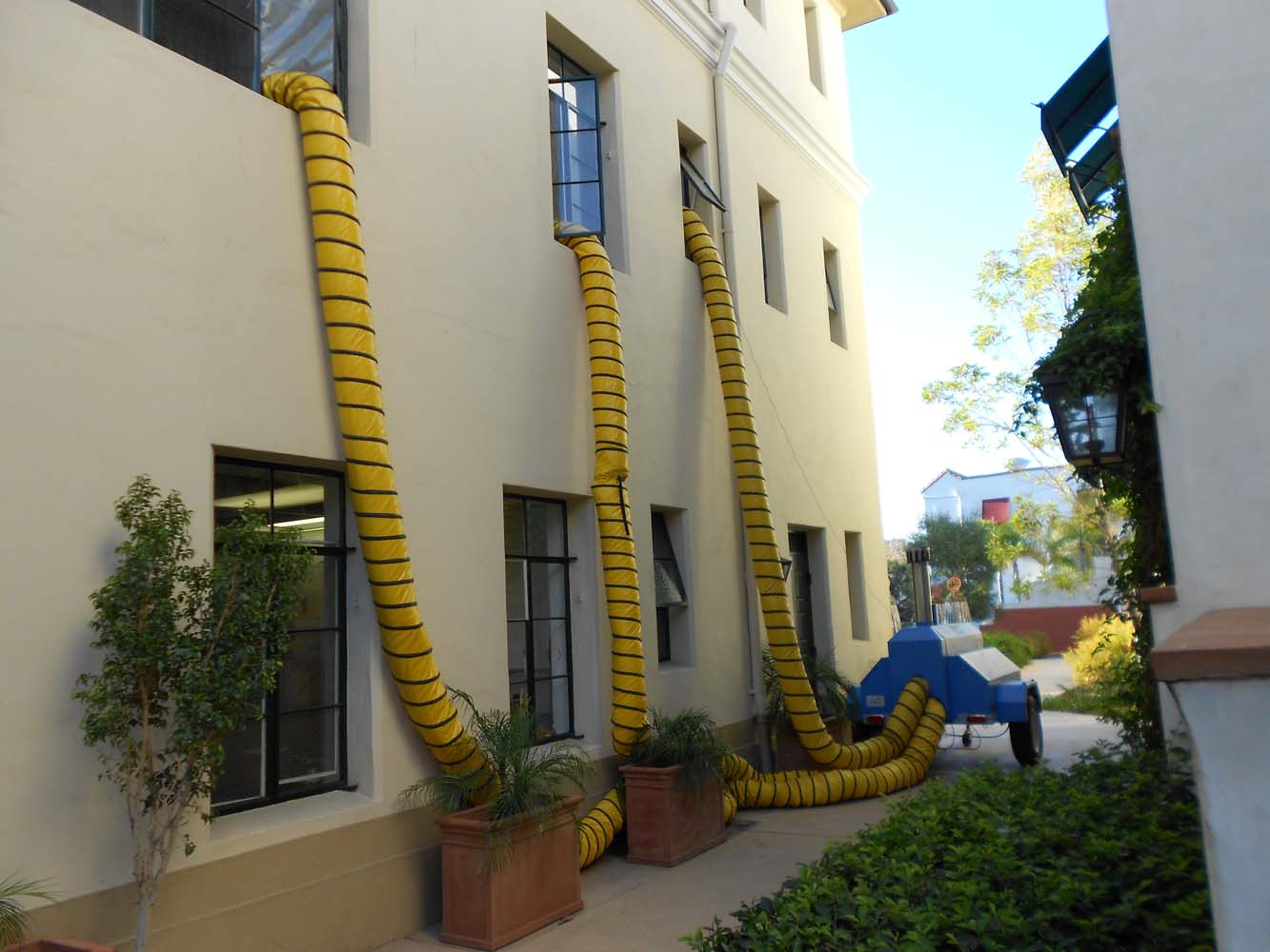Commercial Damage Restoration for Santa Barbara and Ventura