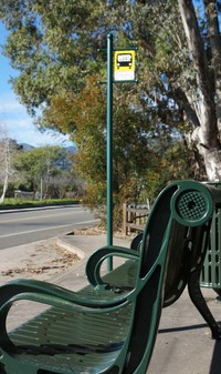 Montecito Foundation Bus Stop Enhancement Project1