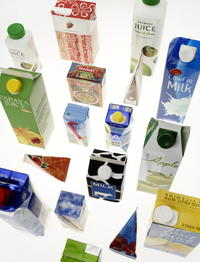 Milk Cartons & Tetra-Pak NOT Accepted in Recycling