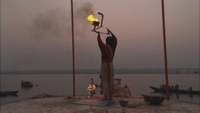 Varanasi, India: Sunrise Bath