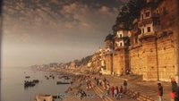 Varanasi, India: Sunrise Puja