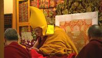 Dalai Lama Ceremony