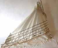Leah's traditional tallit