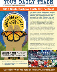Spring 2016 - Your Daily Trash Newsletter - County of Santa Barbara