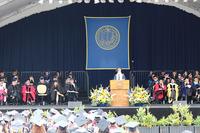 UC Santa Barbara, Commencement 2015