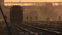 Varanasi, India: Train Station