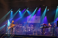 USO show at Vandenberg AFB with Gary Sinese & the Lt. Dan Band 12