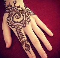 Henna Workshop, Age 12 - Adult