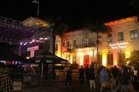 Live from Santa Barbara, Fiesta 2014, via webcam! 01