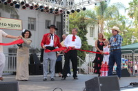 Live from Santa Barbara, Fiesta 2014, via webcam! 08