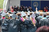UC Santa Barbara Commencement 2014