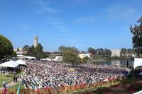 UC Santa Barbara Commencement 2014 02