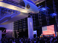 Audio Visual at the Reagan Library in California