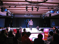 Audio Visual Ugg Fashion Show Laguna Beach